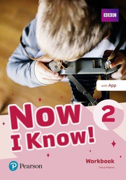 Now I Know 2 Workbook with App ISBN: 9781292219431