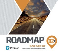 Roadmap B2+ Upper Intermediate Class Audio CDs ISBN: 9781292228464