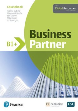 Business Partner B1+ Coursebook with Digital Resources ISBN: 9781292233550