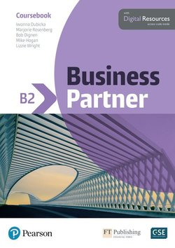 Business Partner B2 Coursebook with Online Workbook & Digital Resources ISBN: 9781292270456