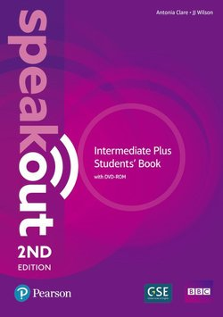 Speakout (2nd Edition) Intermediate * PLUS * Coursebook with DVD-ROM ISBN: 9781292241531