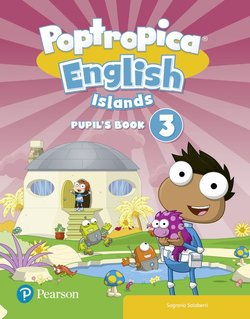 Poptropica English Islands 3 Pupil's Book with Online World & Online Game Internet Access Codes ISBN: 9781292247069