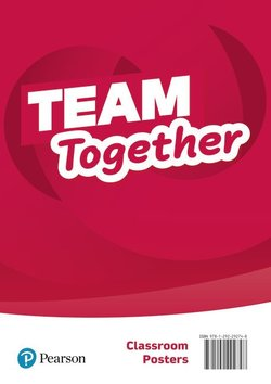 Team Together 1 - 6 (All Levels) Classroom Posters ISBN: 9781292292748