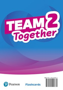 Team Together 2 Flashcards ISBN: 9781292292861