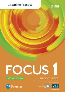 Focus (2nd Edition) 1 Student's Book with Standard Pearson Practice English App ISBN: 9781292301846
