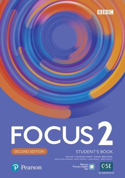 Focus (2nd Edition) 2 Student's Book with Basic Pearson Practice English App ISBN: 9781292301860
