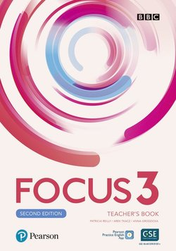 Focus (2nd Edition) 3 Teacher's Book with Pearson Practice English App ISBN: 9781292301914
