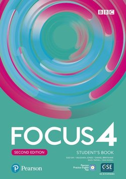 Focus (2nd Edition) 4 Student's Book with Basic Pearson Practice English App ISBN: 9781292301921