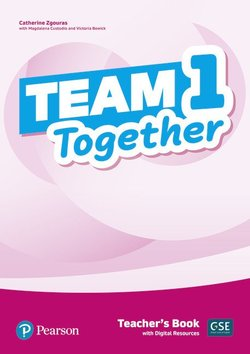 Team Together 1 Teacher's Book with Digital Resources ISBN: 9781292312187