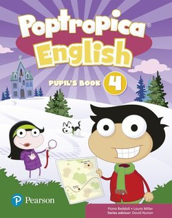 Poptropica English 4 Pupil's Book with Online World Internet Access Code ISBN: 9781292313672