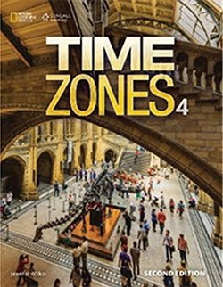 Time Zones (2nd Edition) 4 Combo 4B (Split Edition - Student's Book & Workbook) with Online Workbook ISBN: 9781305510807