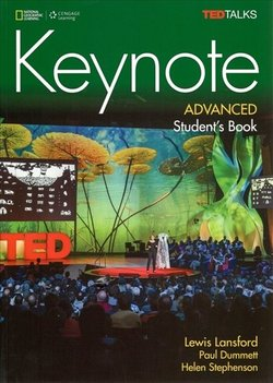 Keynote Advanced Student's Book with DVD-ROM ISBN: 9781305399150
