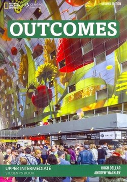 Outcomes (2nd Edition) Upper Intermediate Student's Book with Class DVD & Free Reader: FPRL B2 The Great Kite Fight