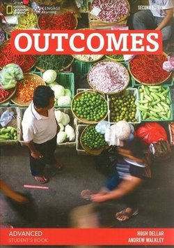 Outcomes 2nd Edition Advanced Students Book with Class DVD ISBN 9781305651920
