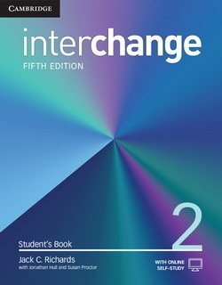 Interchange (5th Edition) 2 Student's Book with Online Self-Study ISBN: 9781316620236