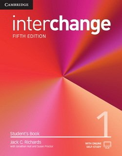 Interchange (5th Edition) 1 Student's Book with Online Self-Study ISBN: 9781316620311