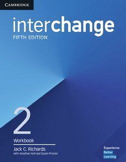 Interchange (5th Edition) 2 Workbook ISBN: 9781316622698