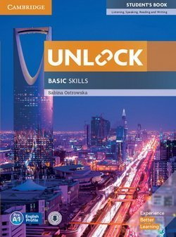 Unlock - Combined Skills Basic Student's Book with Downloadable Audio & Video ISBN: 9781316636459