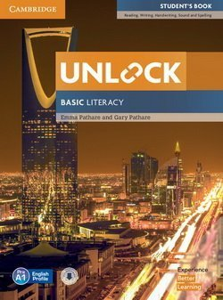Unlock - Basic Literacy Student's Book with Downloadable Audio ISBN: 9781316636466