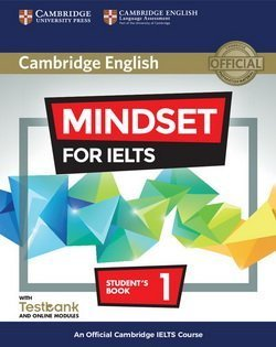Mindset for IELTS 1 Student's Book with Online Modules & Testbank ISBN: 9781316640050
