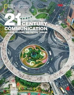 21st Century Communication: Listening, Speaking and Critical Thinking 4 Audio & Video DVD ISBN: 9781305955684