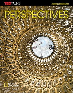 Perspectives (American Edition) 3 Combo 3B (Split Edition - Student's Book & Workbook) ISBN: 9781337297431