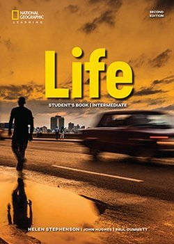 Life (2nd Edition) Intermediate B Combo with App Code & Workbook Audio CD (Split Edition - Student's Book & Workbook with Key) ISBN: 9781337286046