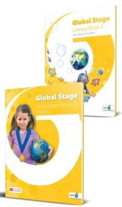 Global Stage 3 Literacy Book & Language Book with Navio App ISBN: 9781380002358
