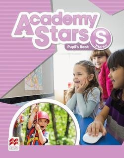 Academy Stars Starter Pupil's Book Pack with Alphabet Book ISBN: 9781380006578