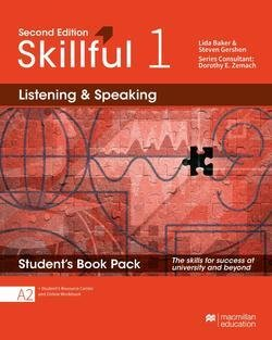 Skillful (2nd Edition) 1 (Elementary) Listening and Speaking Premium Student's Book Pack ISBN: 9781380010476