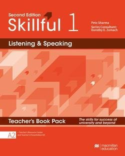 Skillful (2nd Edition) 1 (Elementary) Listening and Speaking Premium Teacher's Pack ISBN: 9781380010490