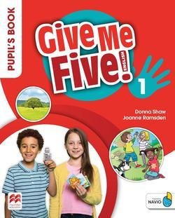 Give Me Five! 1 Pupil's Book Pack ISBN: 9781380013484