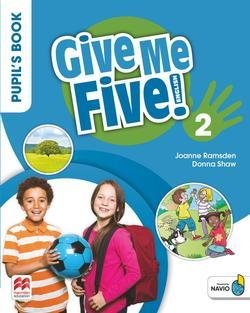 Give Me Five! 2 Pupil's Book Pack ISBN: 9781380013507