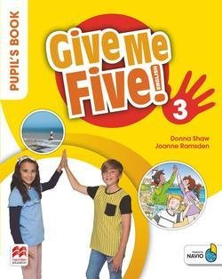 Give Me Five! 3 Pupil's Book Pack ISBN: 9781380013514