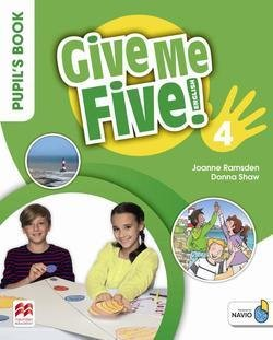 Give Me Five! 4 Pupil's Book Pack ISBN: 9781380013521