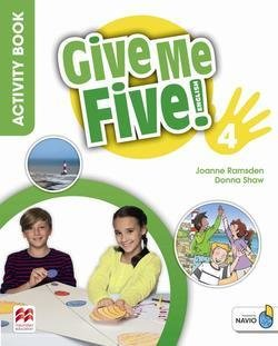 Give Me Five! 4 Activity Book ISBN: 9781380013798