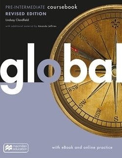 Global Pre-intermediate (Revised Edition) Student's Book with eBook & Macmillan Practice Online ISBN: 9781380040640