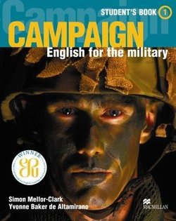 Campaign English for the Military 1 Student's Book  ISBN: 9781405009805