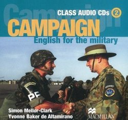 Award-winning course in English for the military