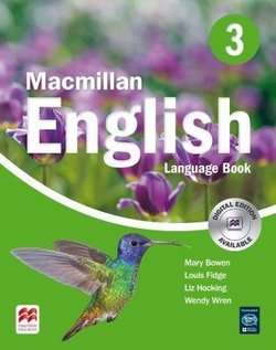 Macmillan English 3 Language Book ISBN: 9781405013697