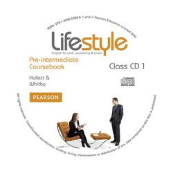 Lifestyle Pre-Intermediate Class Audio CDs ISBN: 9781405863896