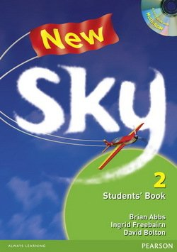 New Sky 2 Student's Book ISBN: 9781405874786