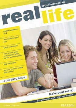 Real Life Upper Intermediate Student's Book ISBN: 9781405897075