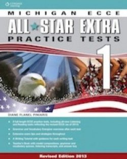All Star Extra 1 Michigan ECCE Interactive Whiteboard (IWB) ISBN: 9781408061428