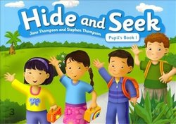 Hide and Seek 1 Pupil's Book ISBN: 9781408062166