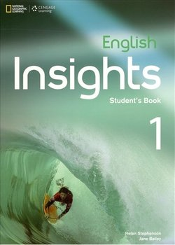 English Insights 1 Student's Book ISBN: 9781408068120