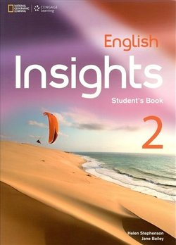 English Insights 2 Student's Book ISBN: 9781408068137