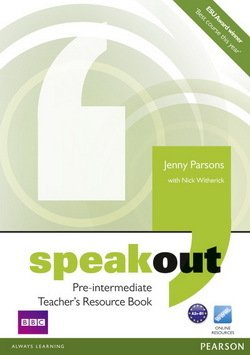 Speakout Pre-Intermediate Teacher's Book ISBN: 9781408216804