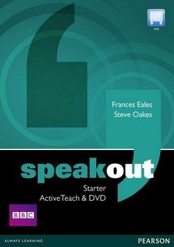 Speakout Starter ActiveTeach (Interactive Whiteboard Software)