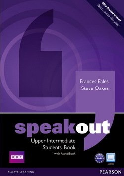 Speakout Upper Intermediate Students Book with DVDActiveBook ISBN 9781408219331